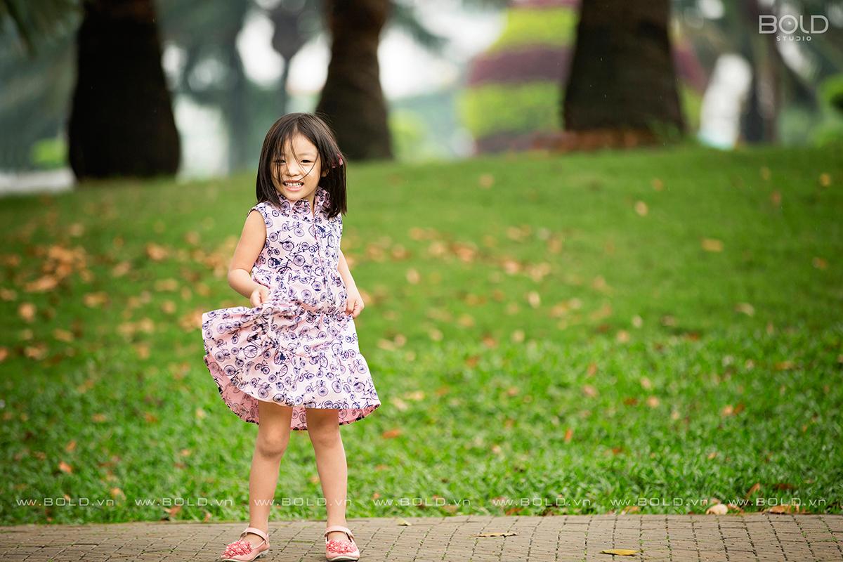 chụp ảnh thời trang trẻ em