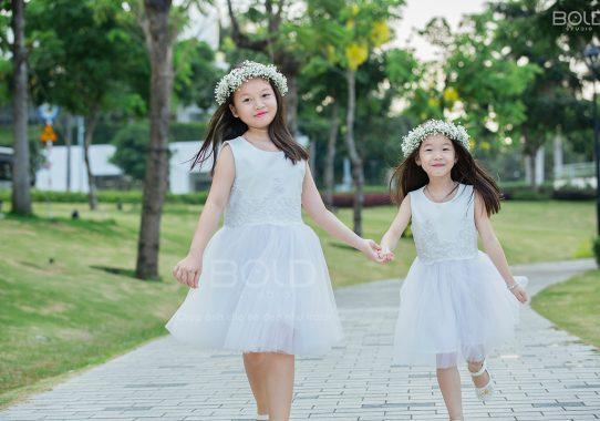 CHỤP ẢNH CHO BÉ KITTY & SUSHI