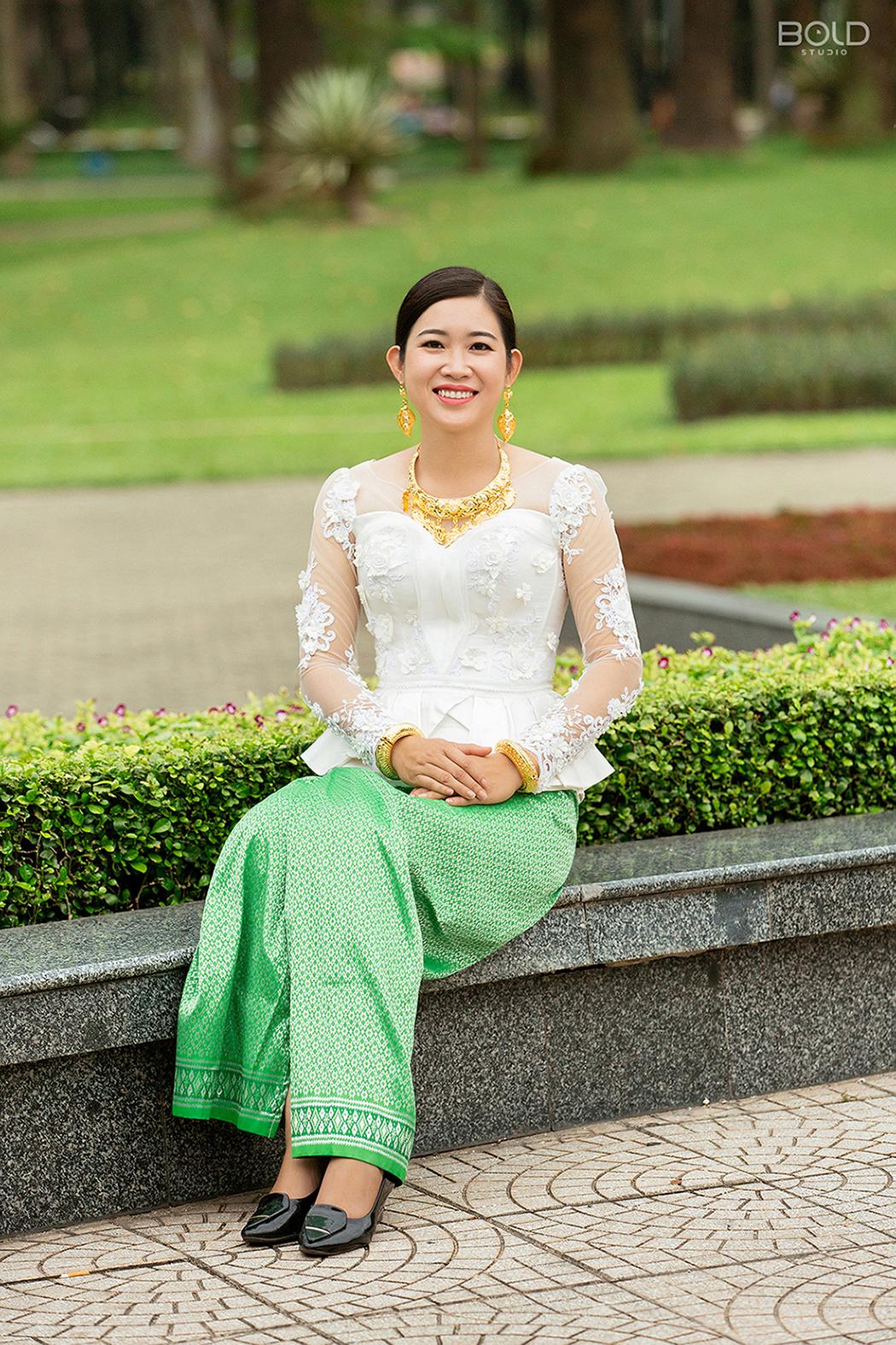 Chụp ảnh doanh nhân Châu Thi Đa