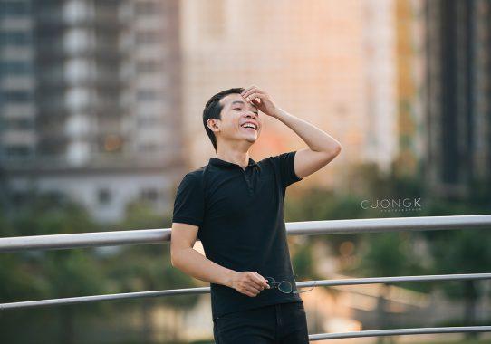 Báo Tài năng trẻ: Cường K – Nhiếp ảnh gia thành công bằng đam mê