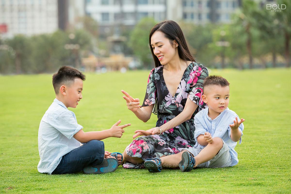 chụp ảnh gia đình ở đâu đẹp