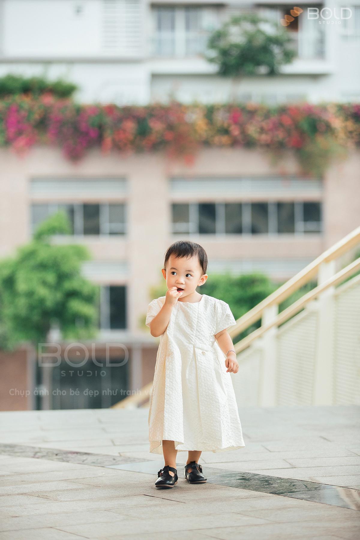 chụp hình cho bé ở sài gòn