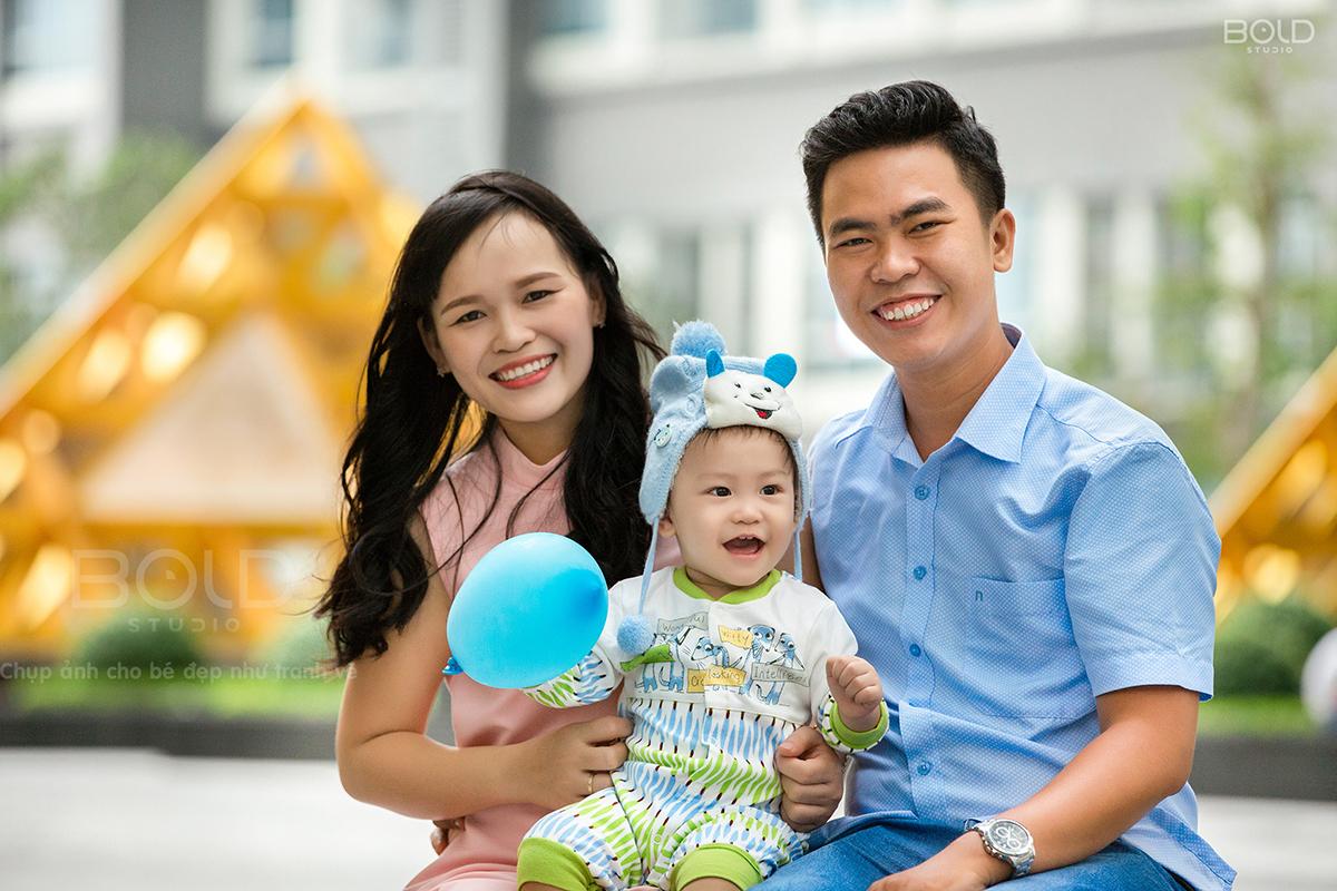 chụp hình gia đình ở tphcm