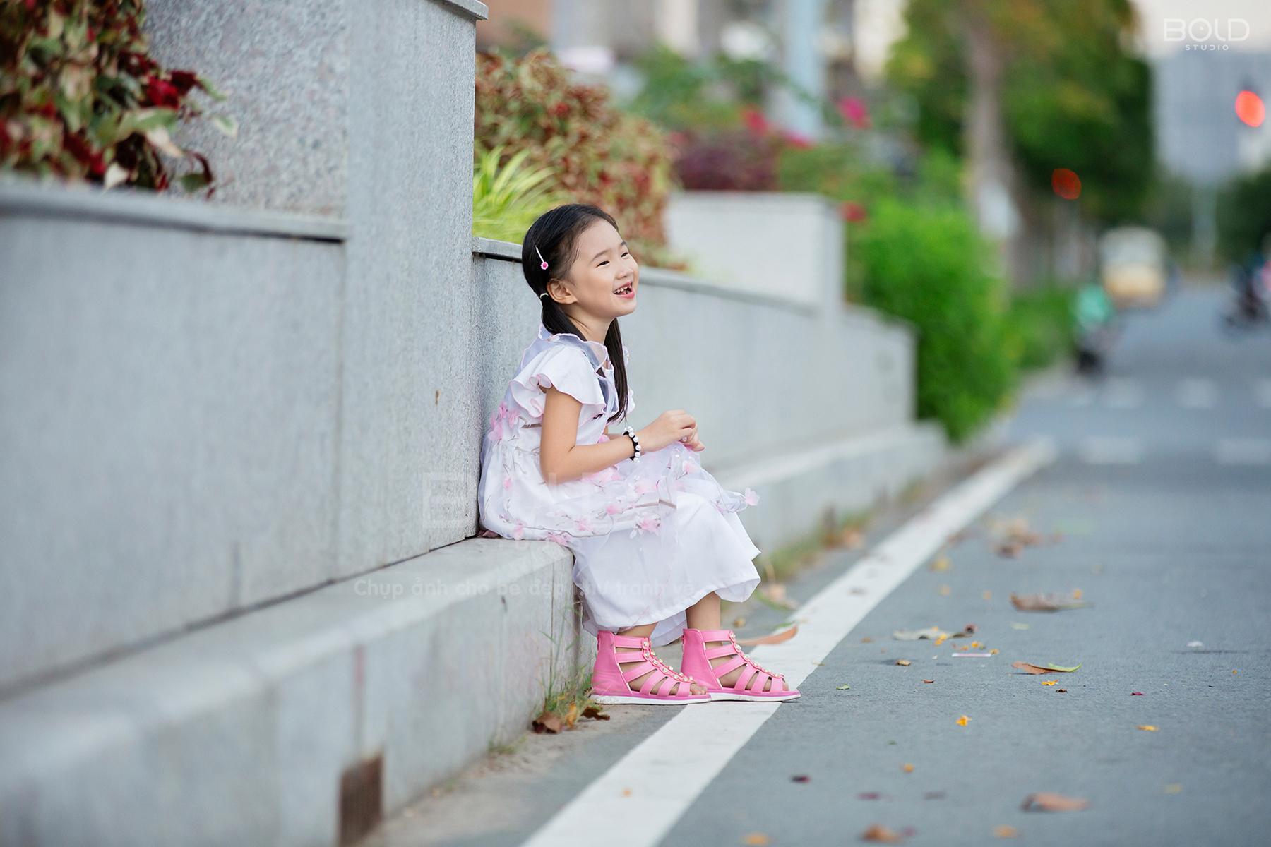 chụp hình cho bé yêu ở tphcm