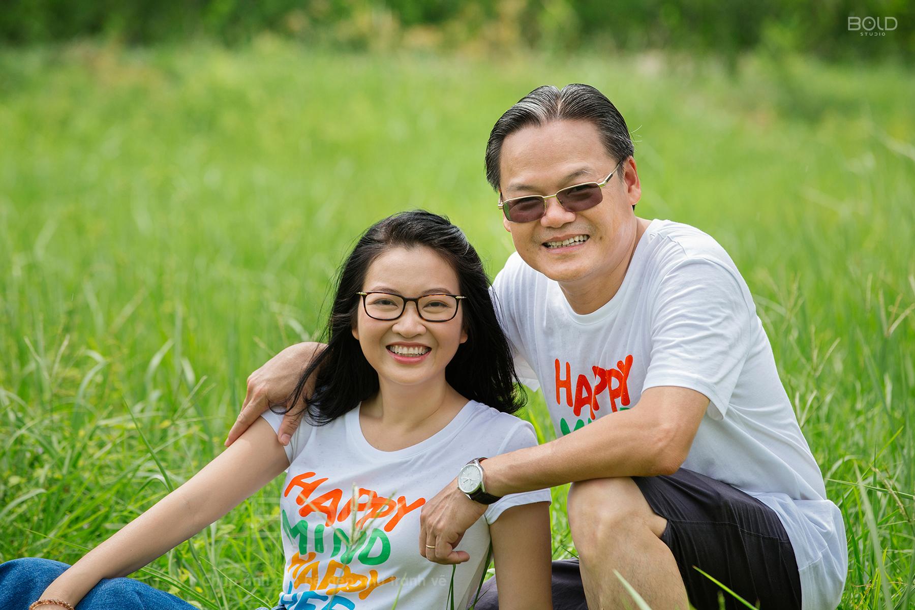 chụp ảnh gia đình ở quận 7