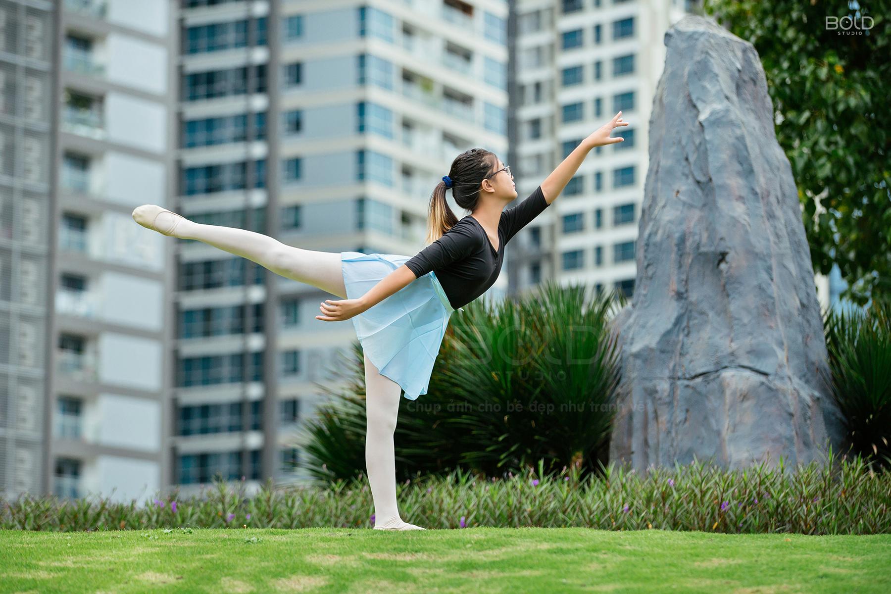 chụp ảnh múa ballet