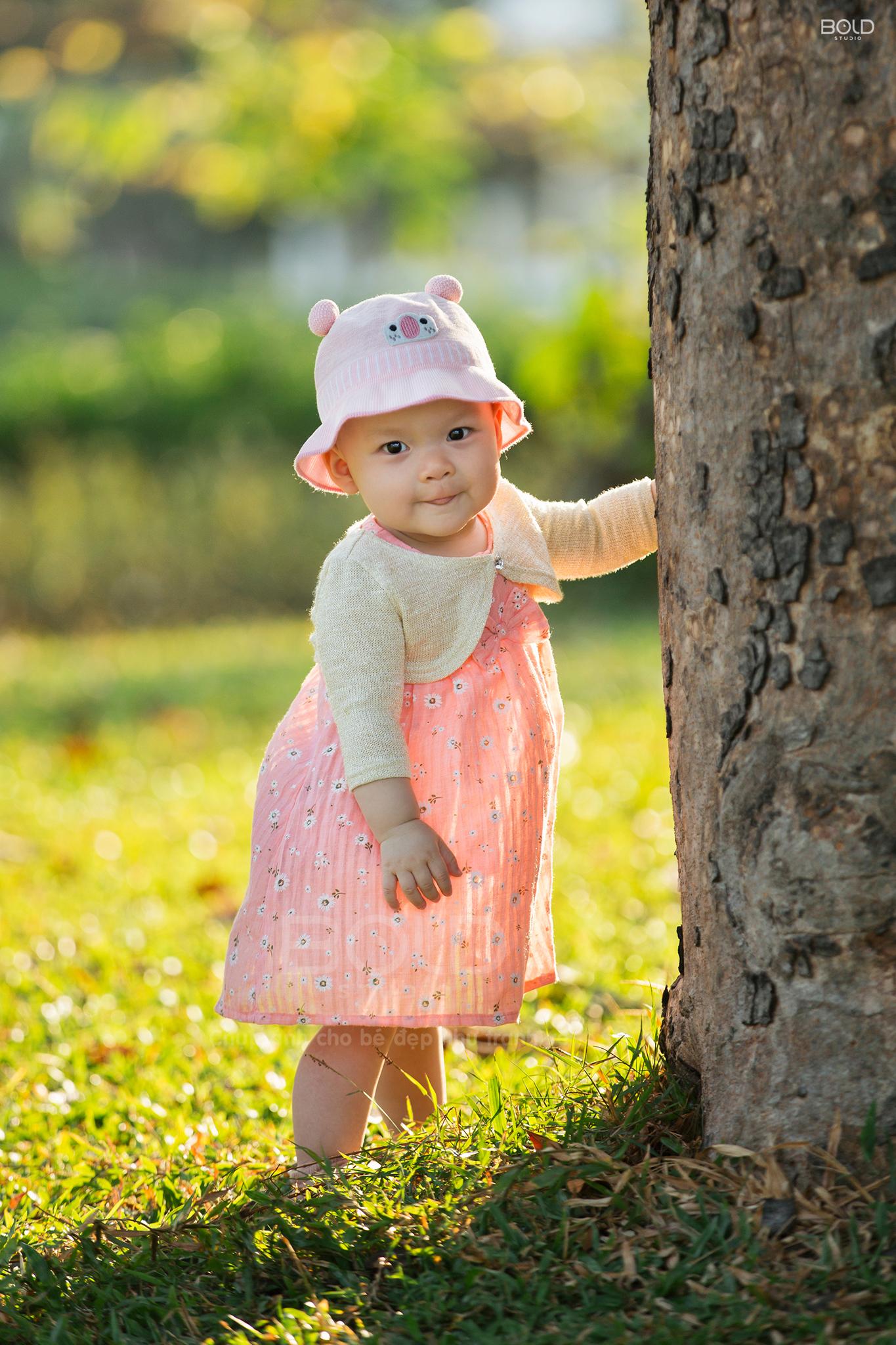 chụp ảnh cho bé ở Biên Hoà