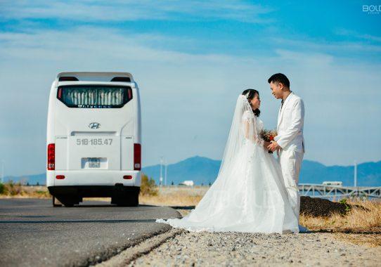 Chụp ảnh cưới ở Cam Ranh | Anh Lộc & Chị Hiếu