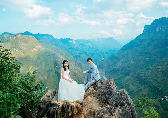 Chụp ảnh cưới ở Hà Giang | Anh Thức & Chị Vy