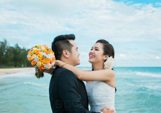 Chụp ảnh cưới ở Phú Quốc | Anh Tuấn & Chị Sang
