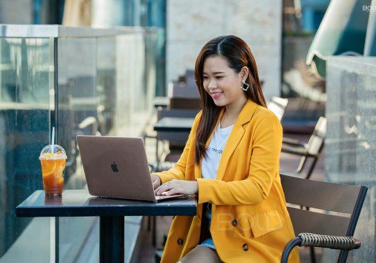 Chụp ảnh doanh nhân Đoàn Thị Kim Đào